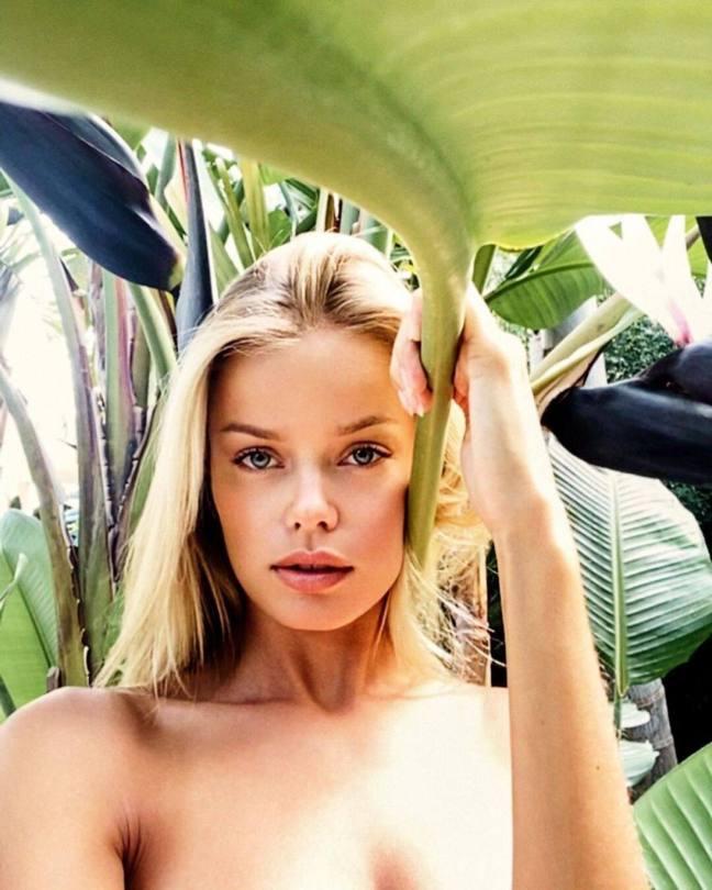 Frida Aasen Beautiful Pics