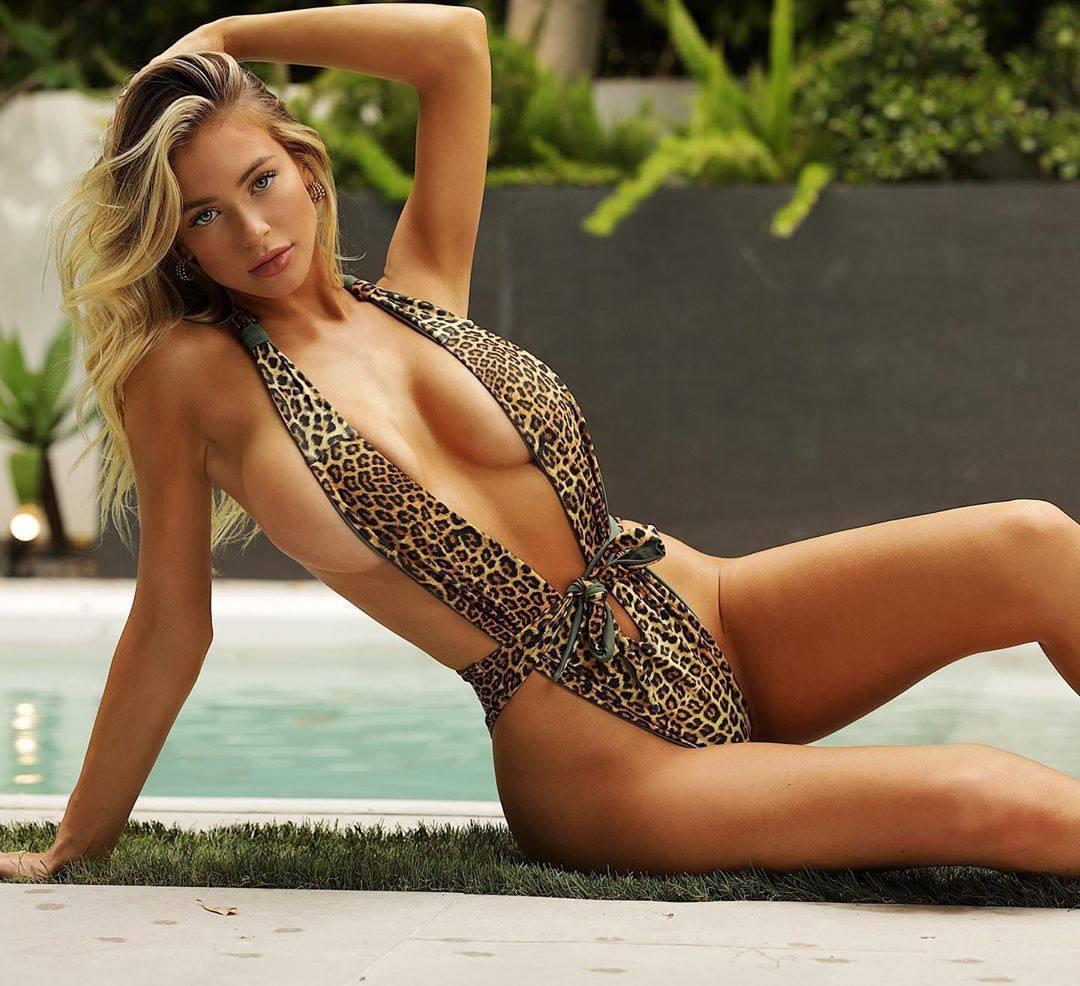 Hannah Palmer Beautiful Body