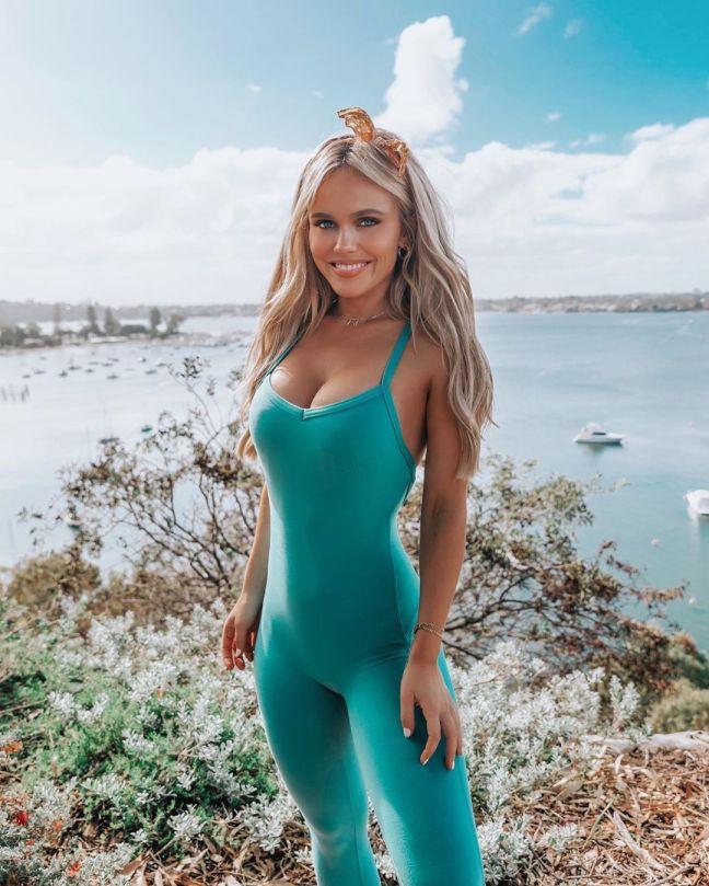 Hilde Osland Sexy Body