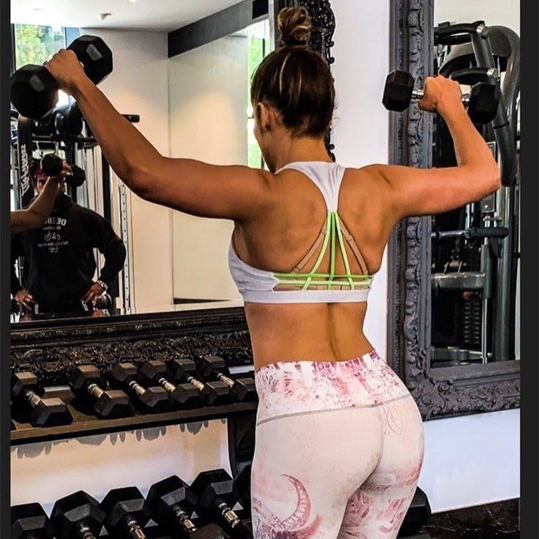 Jennifer Lopez Sexy Ass N Gym
