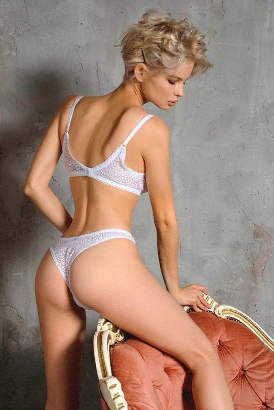 Julia Logacheva Lingerie Body