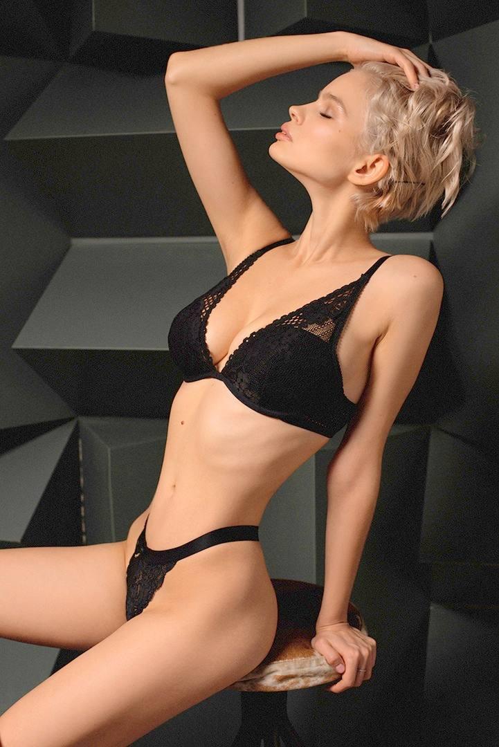 Julia Logacheva Lingerie Body | Hot Celebs Home