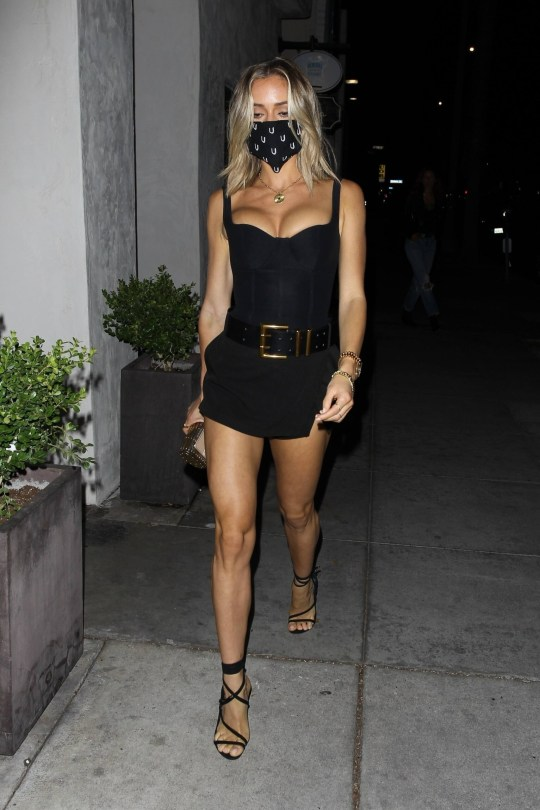 Kristin Cavallari Leggy And Busty