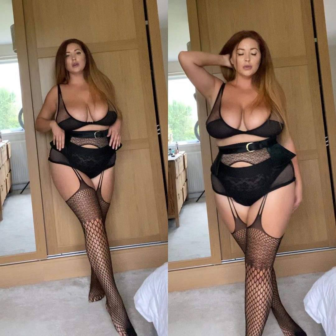Lucy Collete Hot Big Body