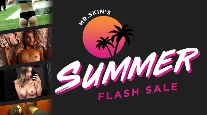Mr Skin Summer Sale