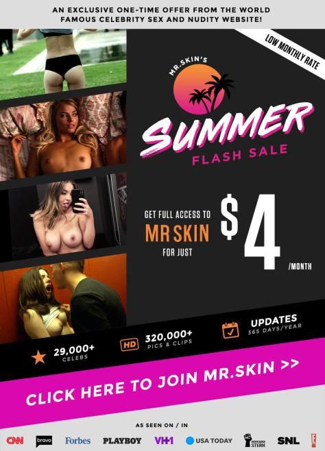 Mr Skin Summer