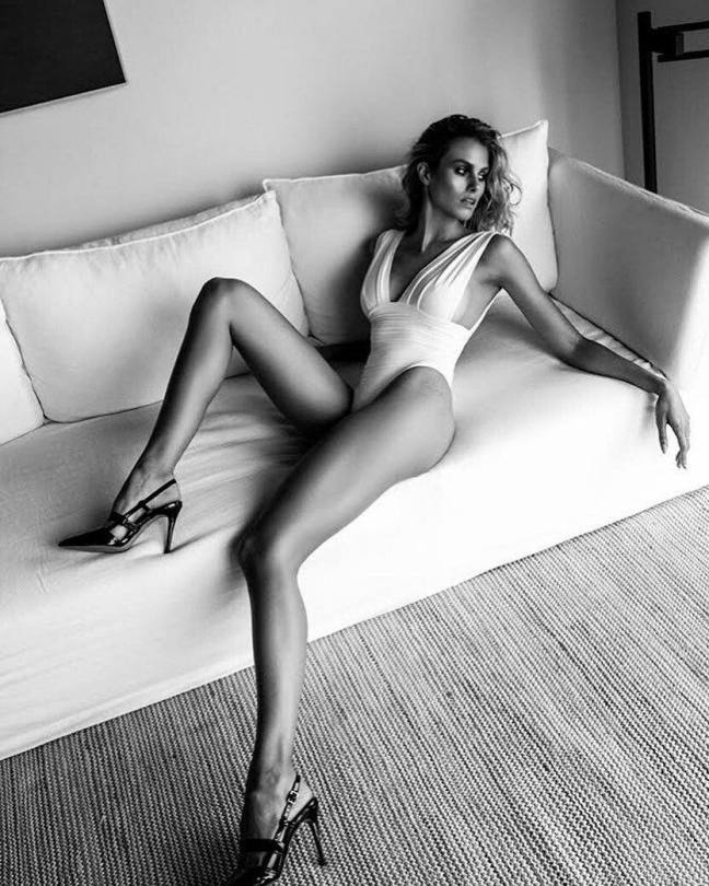 Natalie Jayne Roser Hot Body