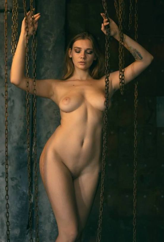 Natasha Tikhomirova Naked Body
