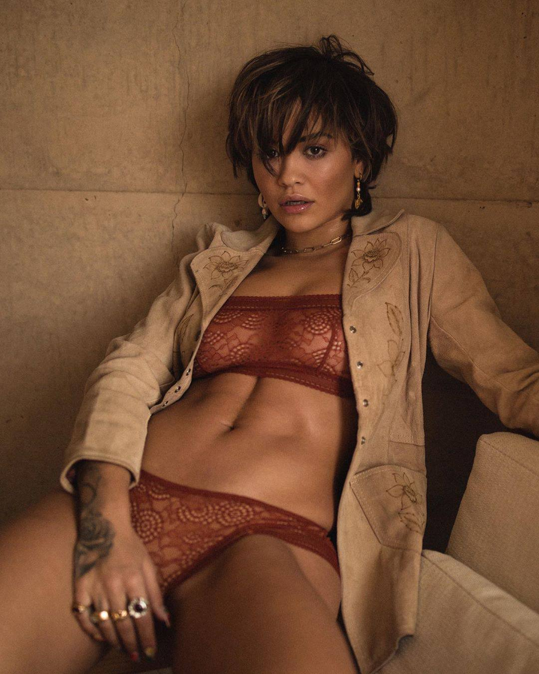 Rita Ora Sexy Outtakes