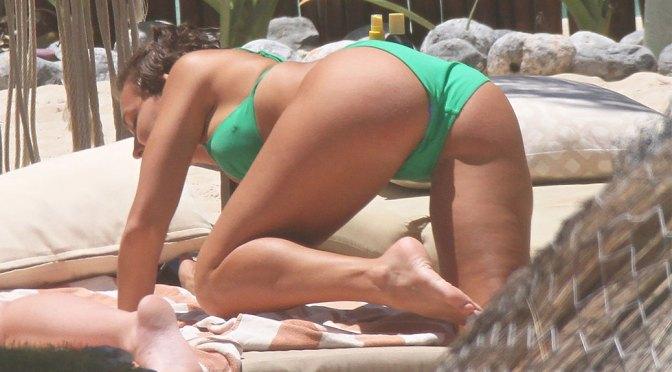 Rachel Cook – Sexy Ass and Boobs in Small Bikini in Tulum