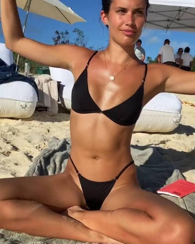 Sara Sampaio Hot Bikini Body