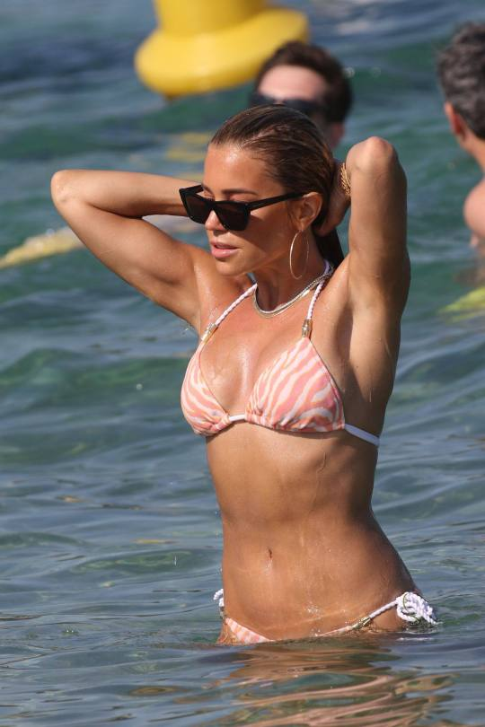 Sylvie Meis Perfect Bikini Body