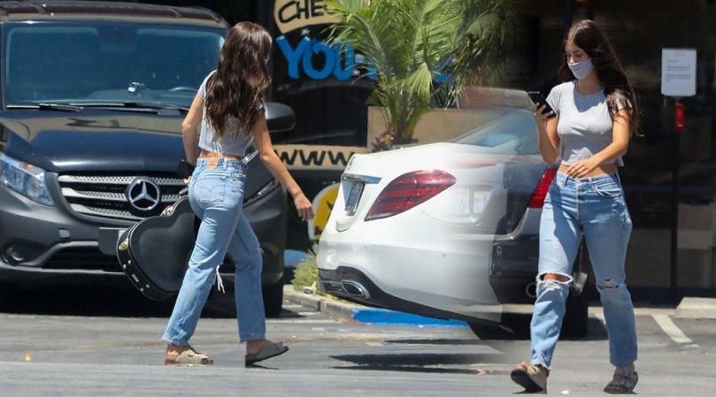 Camila Morrone Hot Ass And Pokies