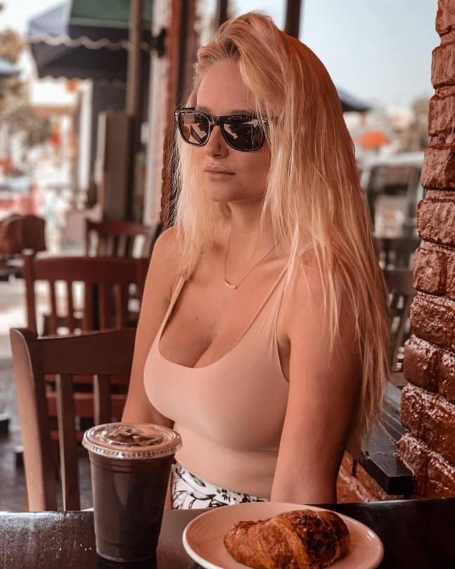 Genevieve Morton Hot Big Tits