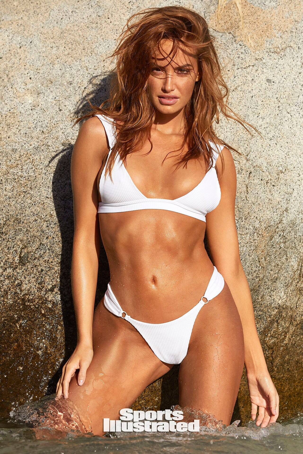 Haley Kalil Sexy Nipples In Si Photos