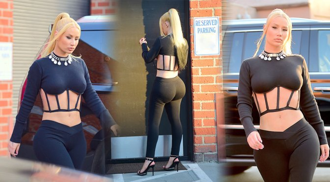 Iggy Azalea – Sexy Big Ass and Beautiful Body Out in Los Angeles