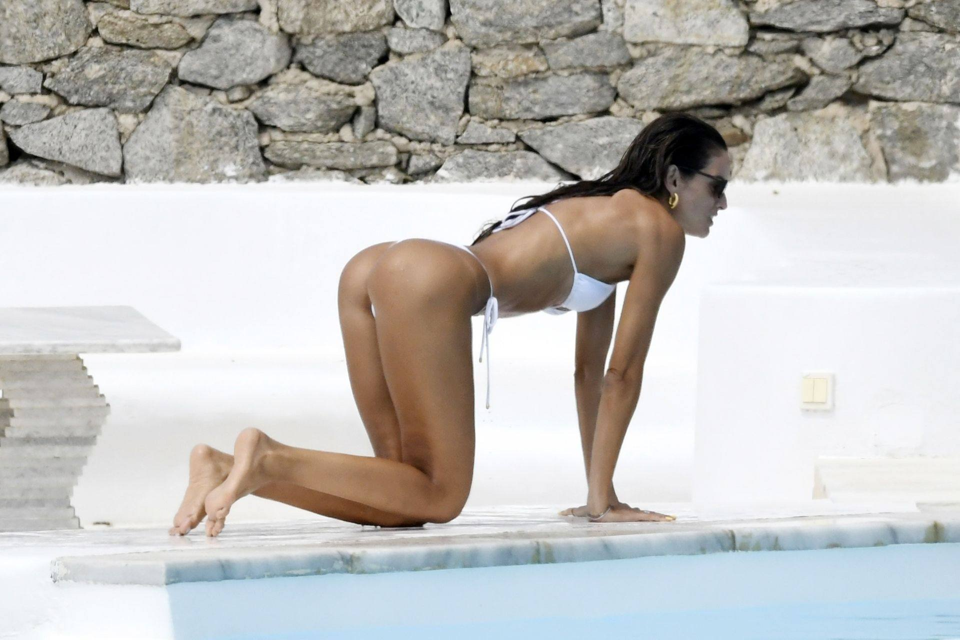 Izabel Goulart Perfect Ass