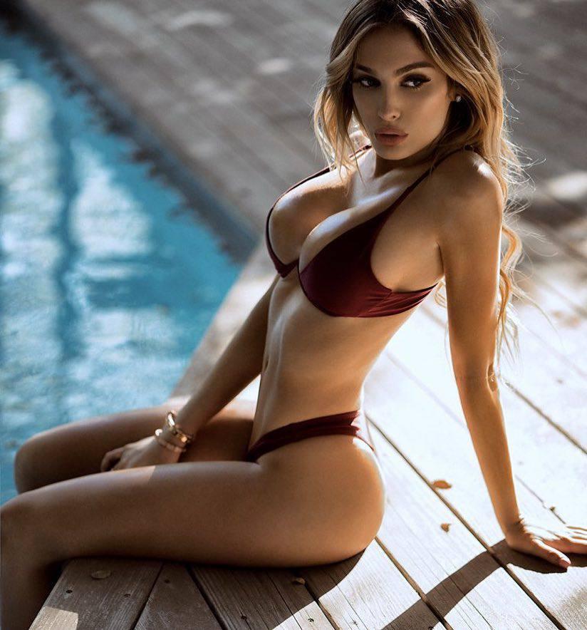 Lyna Perez Sexy Boobs