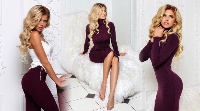Natalya Krasavina – Sexy Ass in Beautiful Photoshoot
