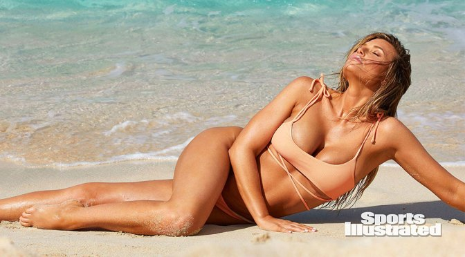Samantha Hoopes – Beautiful Big Boobs in Bikini for Sports Illustrated Swimsuit 2020