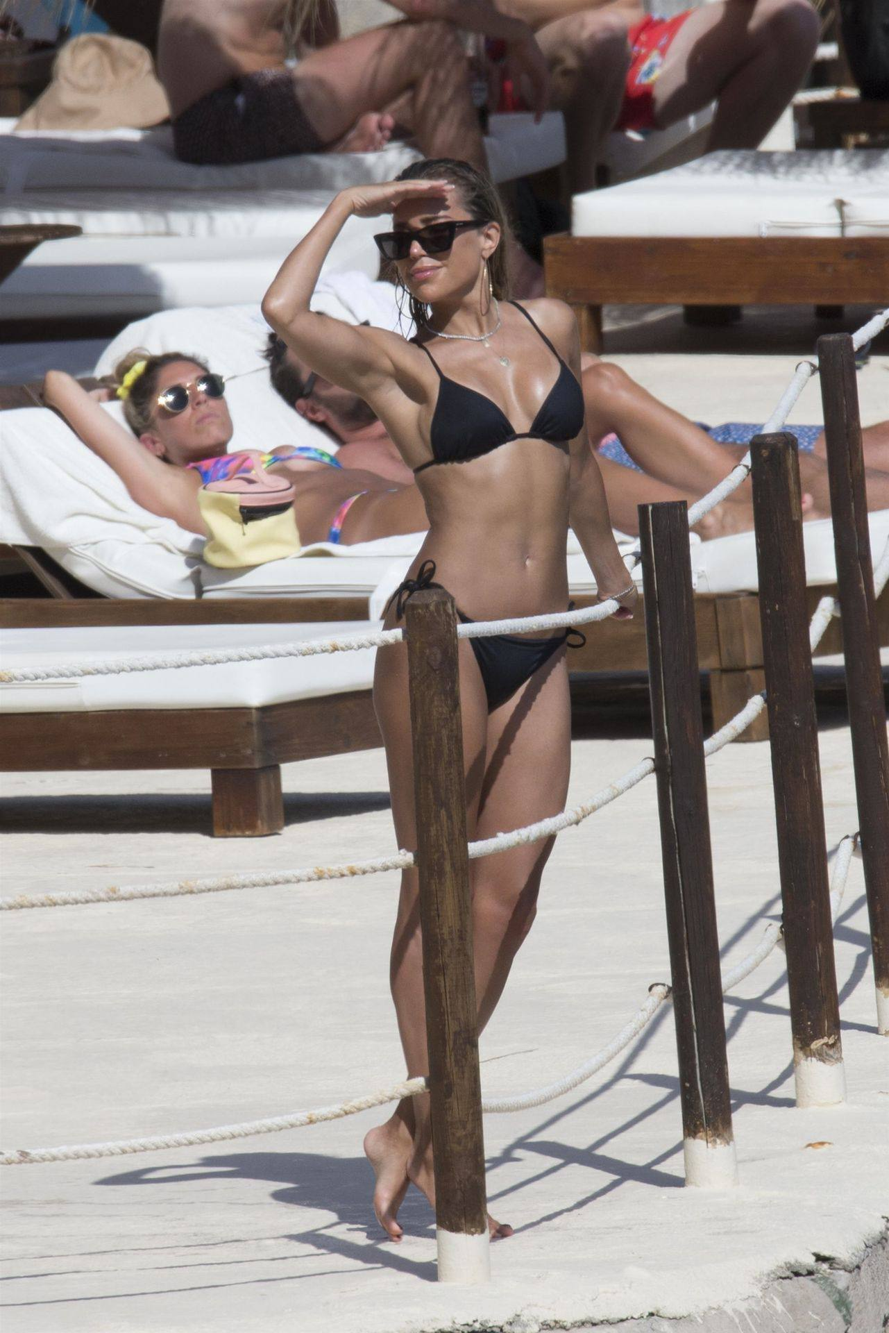 Sylvie Meis Hot Bikini Body