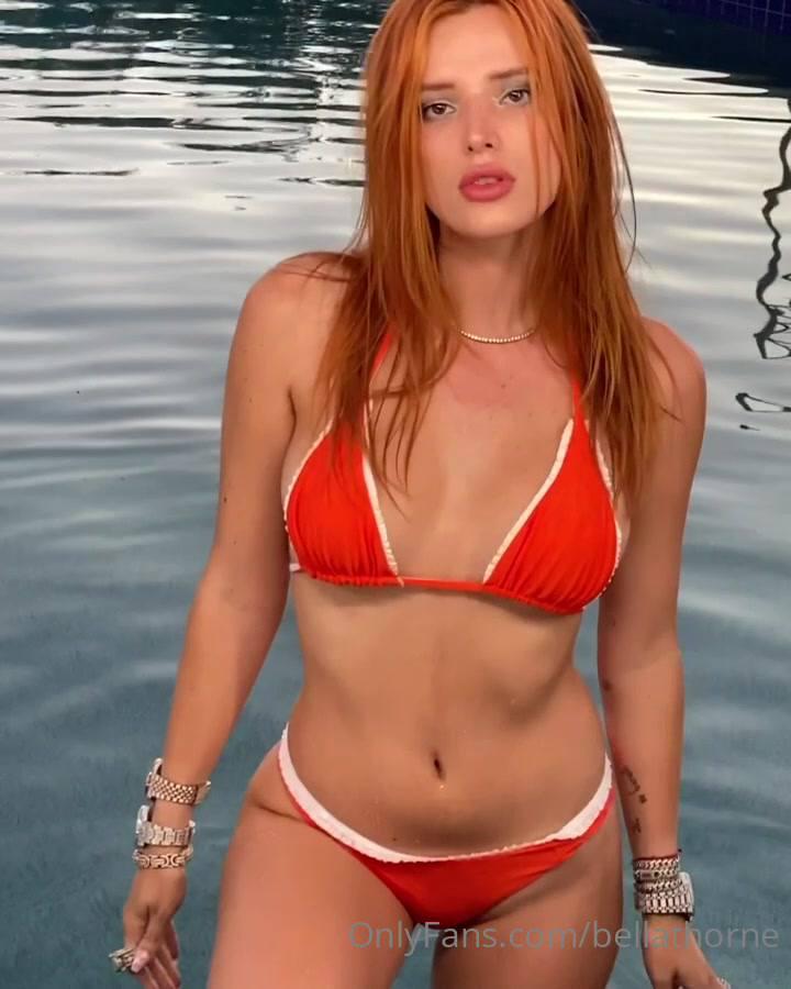 Bella Thorne In Bikini