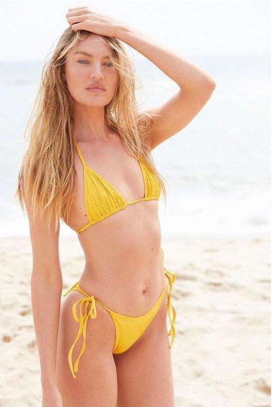 Candice Swanepoel Sexy Bikini Body