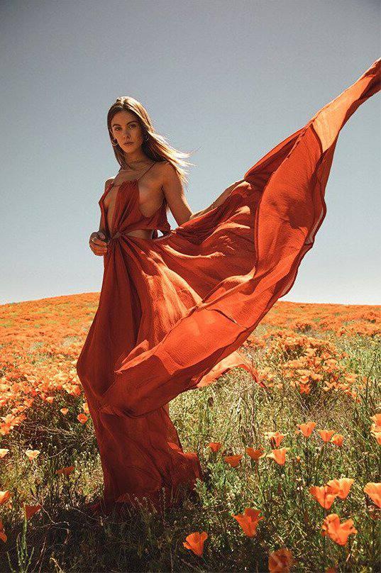 Carmella Rose Naked Body