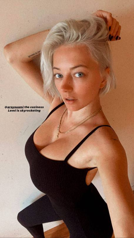 Caroline Vreeland Hot Boobs
