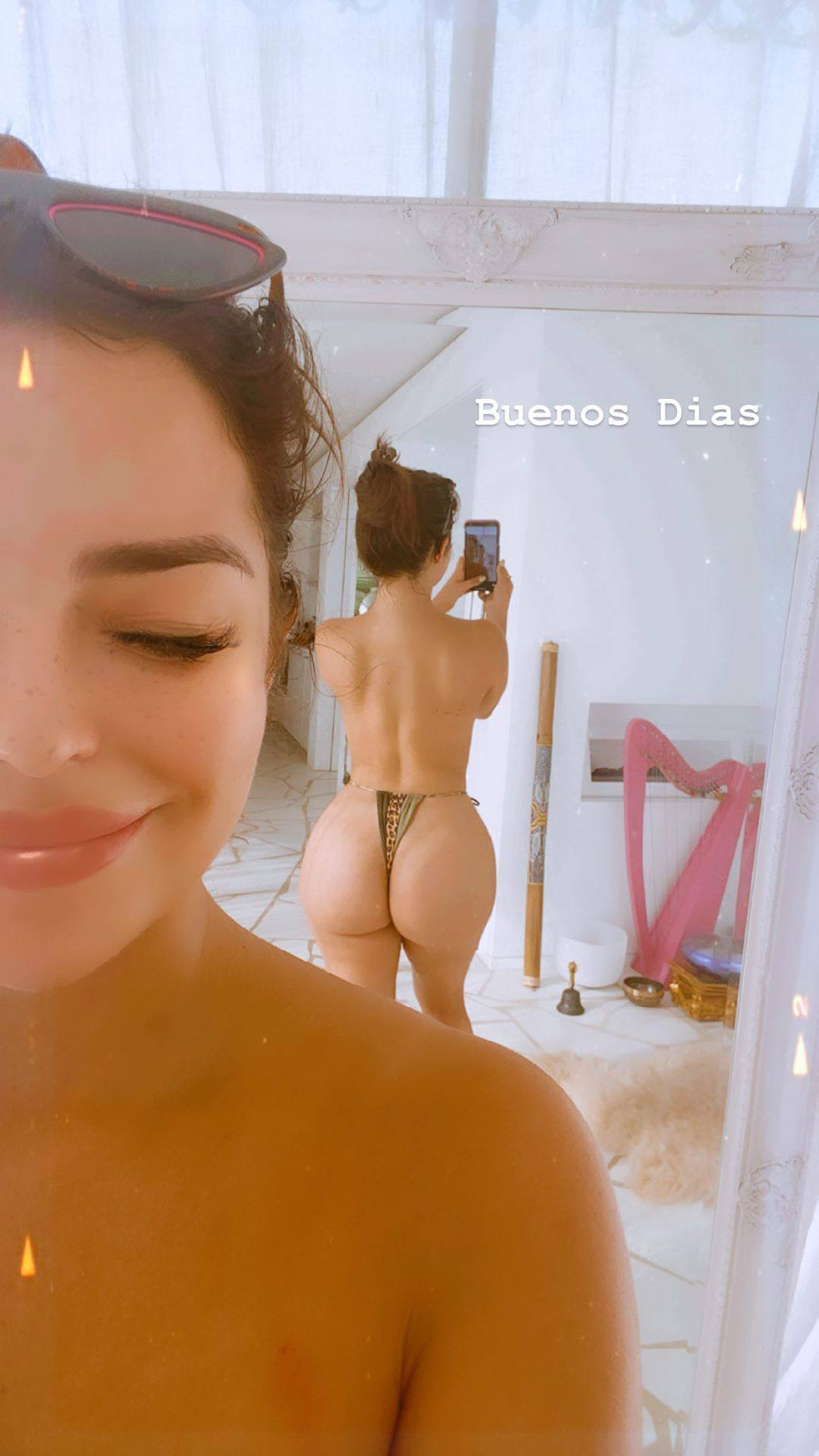 Demi Rose Mawby Sexy Huge Ass