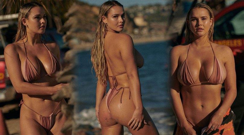 Kinsey Wolanski Hot Ass And Bit Tits