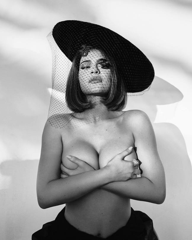 Kylie Jenner Beautiful Big Tits