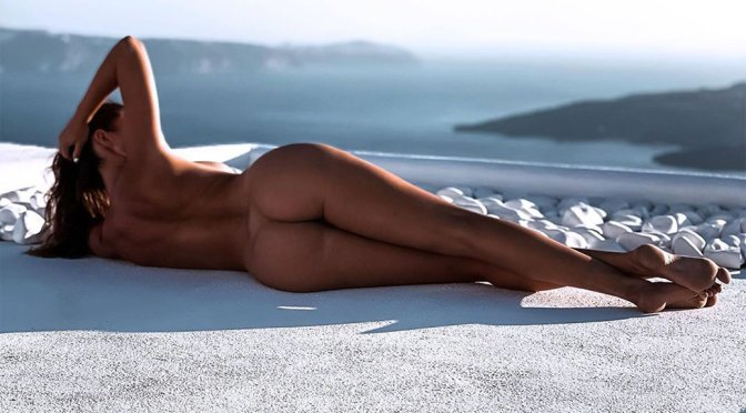 Lucia Javorcekova – Sexy Ass in a Beautiful Naked Photoshoot