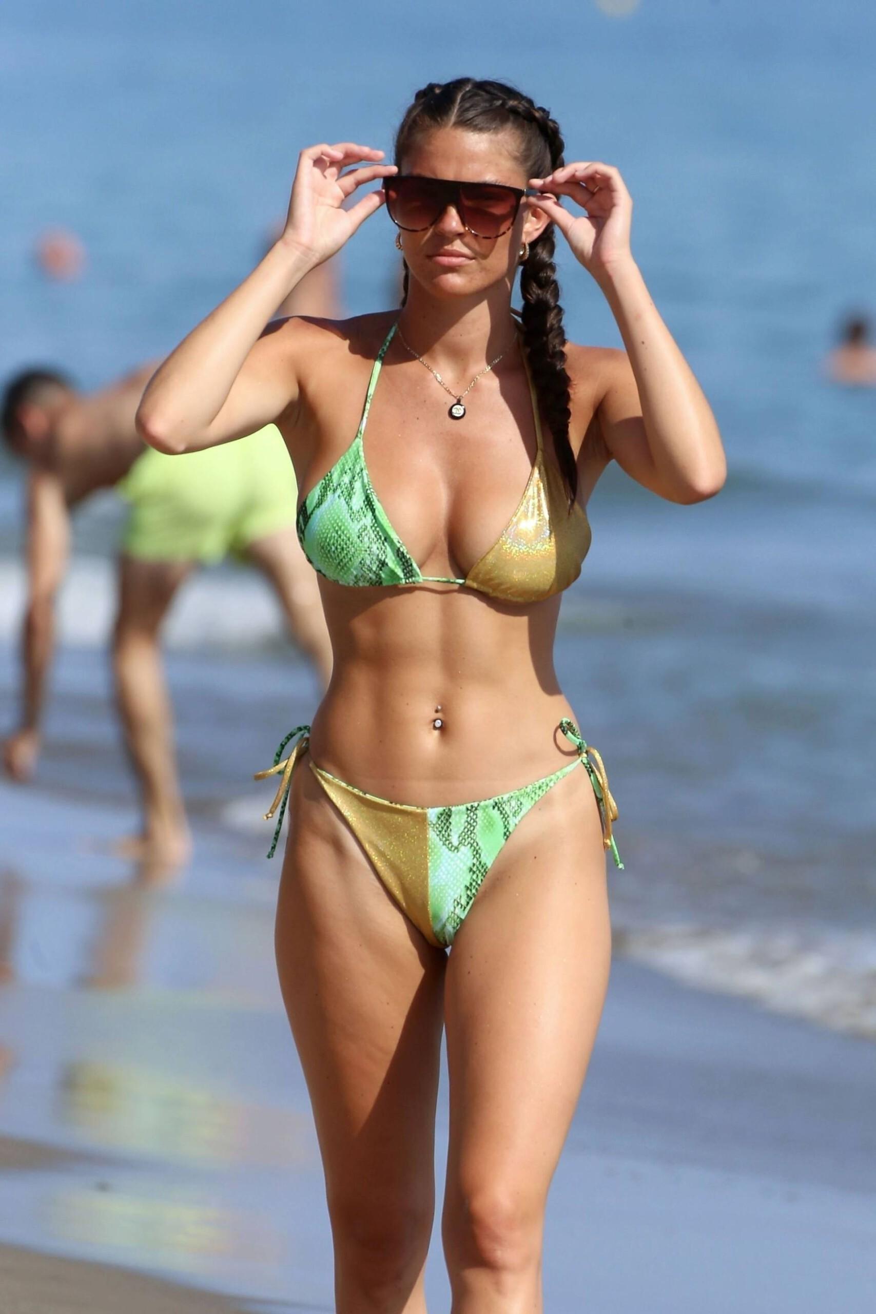Rebecca Gormley Sexy In Bikini