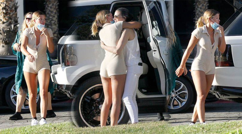 Sofia Richie Hot Legs And Ass