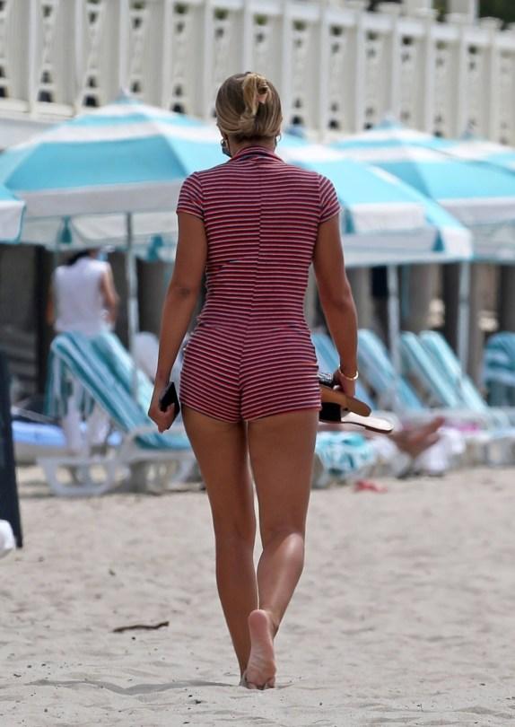 Sofia Richie Sexy Ass In Bikini