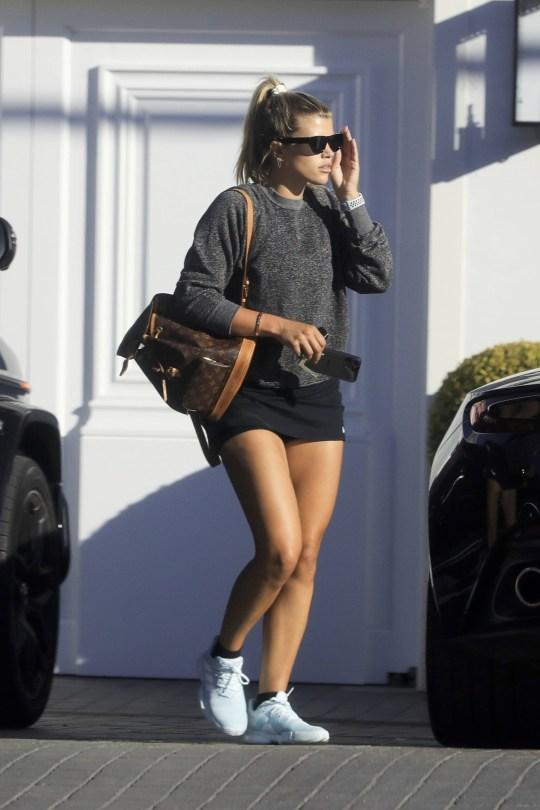 Sofia Richie Sexy Legs