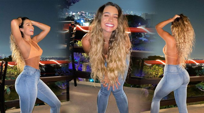 Sommer Ray – Beautiful Body in Tight Jeans Photoshoot