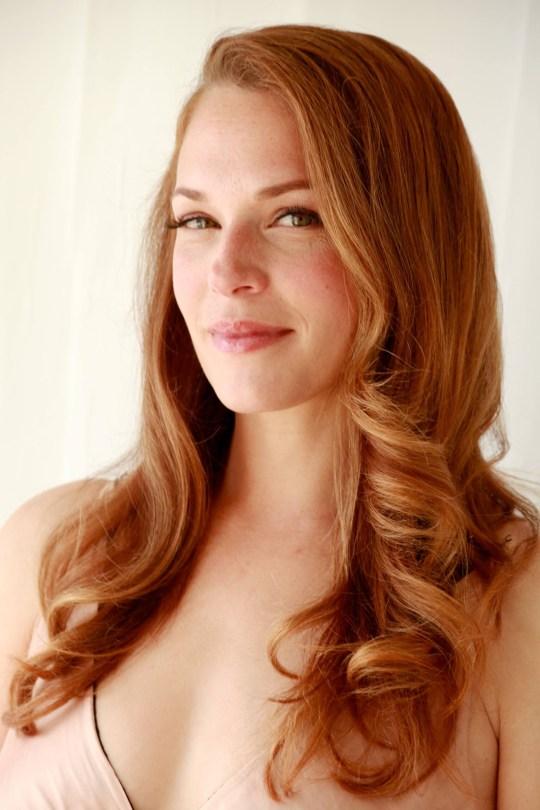 Amanda Righetti Beautiful Portrait