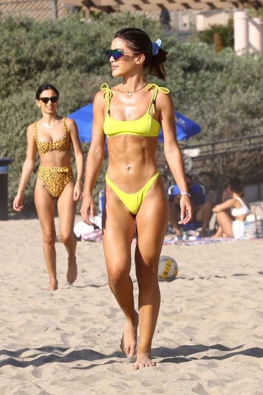 Camila Coelho In Tiny Bikini