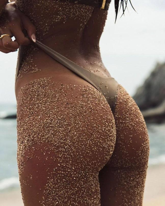 Carmella Rose - Beautiful Ass in Sexy Bikini Photoshoot