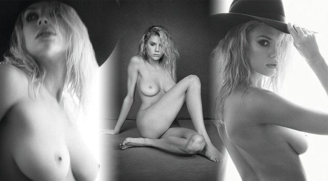 Charlotte McKinney – Beautiful Boobs in Naked Photoshoot by Jake Rosenberg (NSFW)