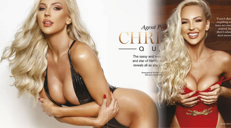 Christina Quinn Hot Tits