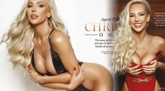 Christine Quinn – Fantastic Body in Sexy Lingerie for Maxim Australia Magazine (October 2020)