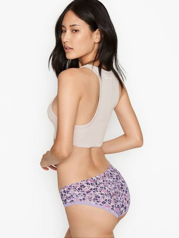 Hyunjoo Hwang - Beautiful Ass in Sexy Panties for Victoria's Secret Photoshoot