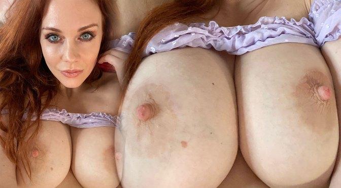 Maitland Ward – Beautiful Topless Boobs in Hot Twitter Pics