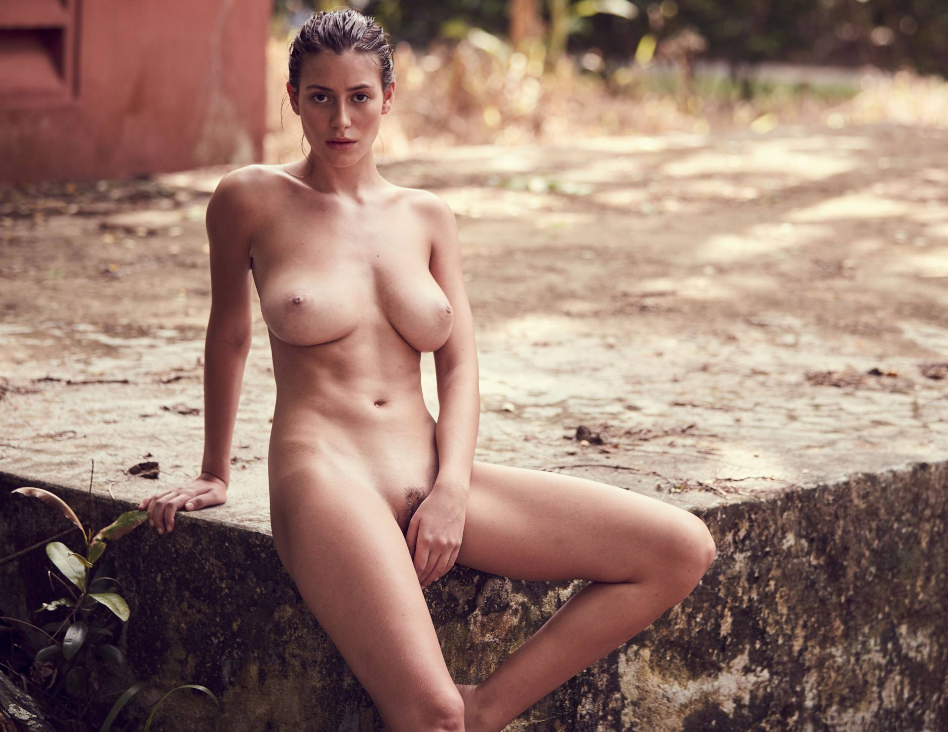 Alejandra Guilmant Naked Outtakes