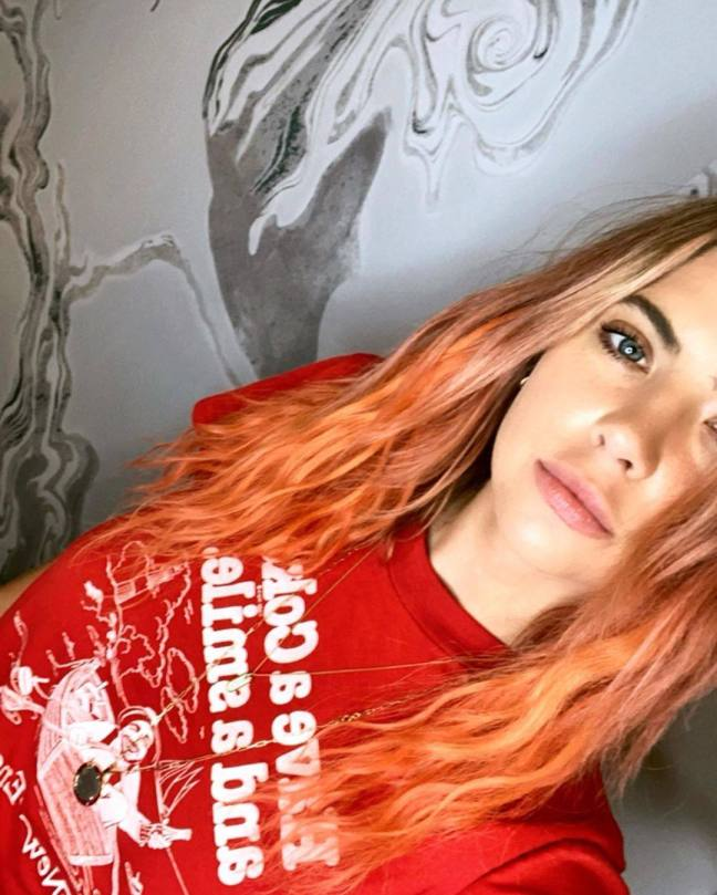 Ashley Benson Sexy As Redhead
