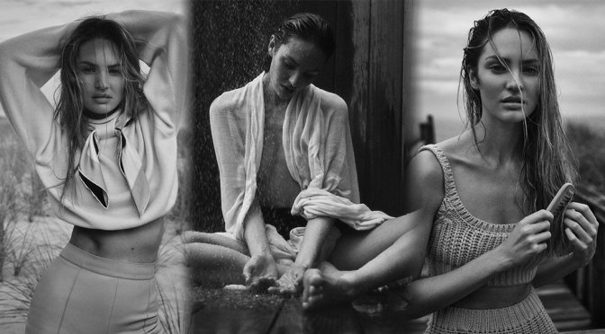 Candice Swanepoel – Beautiful photoshoot for Vogue Russia Magazine (November 2020)