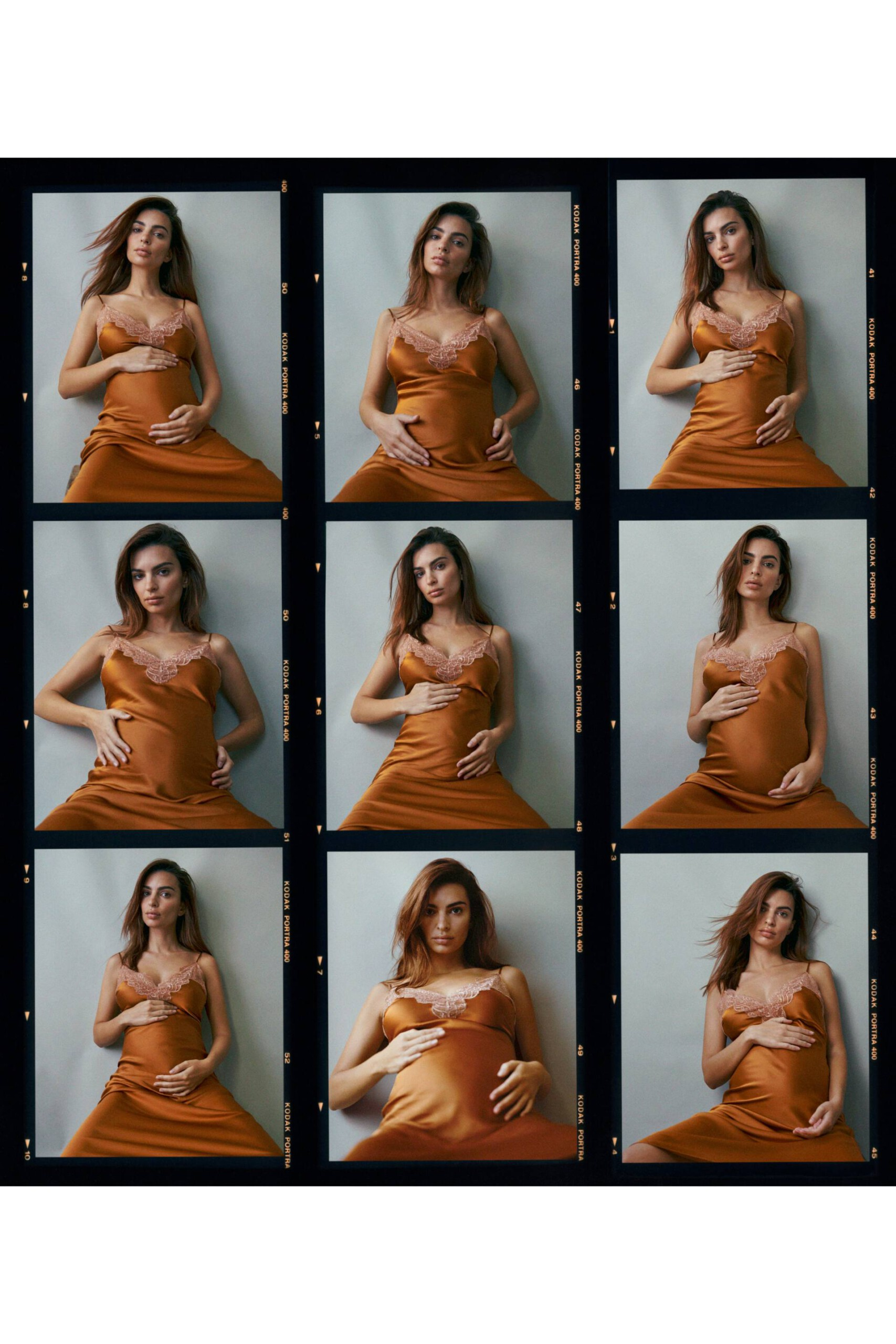 Emily Ratajkowski Pregnant Photoshoot